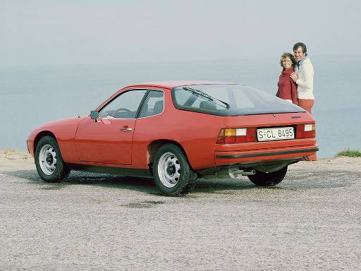 The 924 originated as a contract design by Porsche for Volkswagen, based  mainly on readily available parts from the VW parts bin.