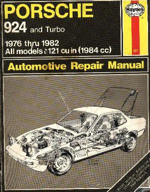 tech section rh 924 org workshop manual porsche 924 porsche 924 haynes manual download